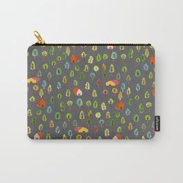 Spring Woods Carry-All Pouch