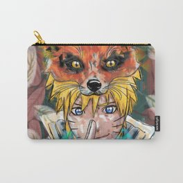 Naruto Abstract Carry-All Pouch
