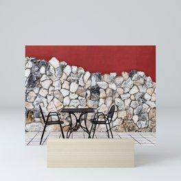 Passion For Dining Mini Art Print