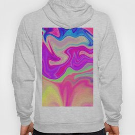 Colored Swirls 05 Hoody
