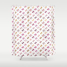 My fashion Sunglasses - White Shower Curtain