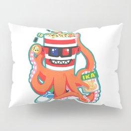 Hurricane Popcorn Kaiju Food Monster Pillow Sham