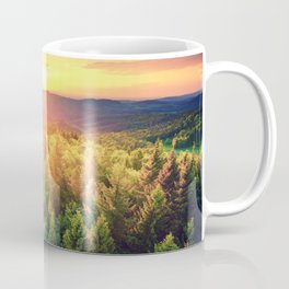 majestic sunrise Coffee Mug