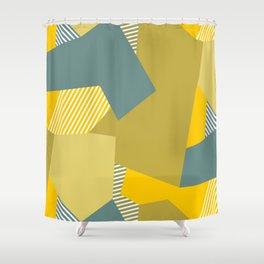 Olive to the Max Shower Curtain