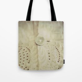 Lace ~ Embroidery  - JUSTART © Tote Bag