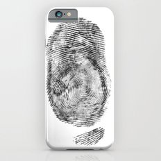 Detective Thumb iPhone 6s Slim Case