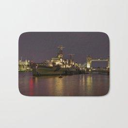 HMS Belfast Bath Mat