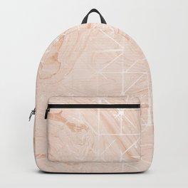 Marble Geo Backpack