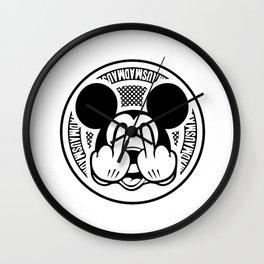 Mickey Mouse Disneys Wall Clock
