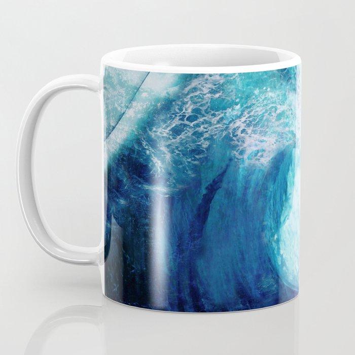 Waves II Kaffeebecher