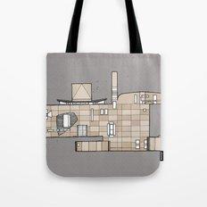 Fachada Tote Bag