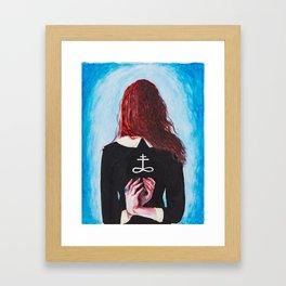 Alquimia Framed Art Print