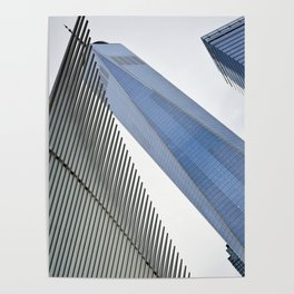 Towering Over Poster