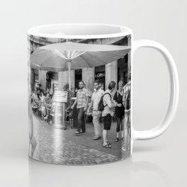 Fat Spider Man Coffee Mug