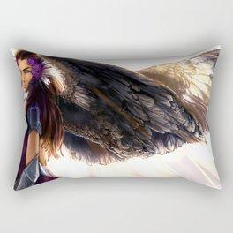 Valkyire  Rectangular Pillow