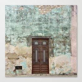 The Doors of Merida V Canvas Print