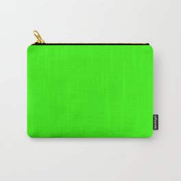 Chroma Key Green Carry-All Pouch