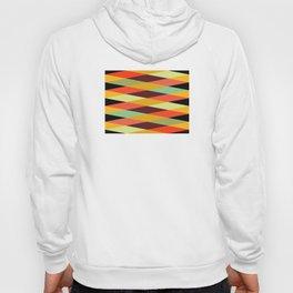 Geometric Pattern #28 (crisscross) Hoody