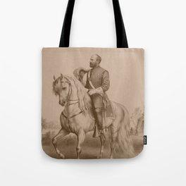 General James Garfield Tote Bag