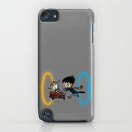 Harry Portal iPhone Case