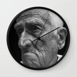 Ser Humano Wall Clock