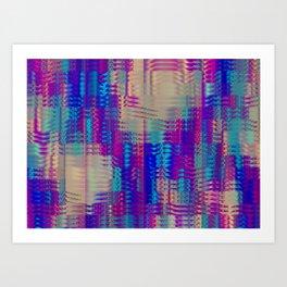 Planck Length Art Print