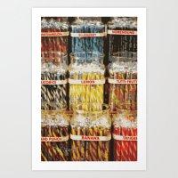 Candy Poster Art Print