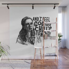 Pam | Office Wall Mural