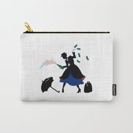 Mary Poppin Carry-All Pouch