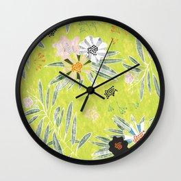 Neo Rainforest-Daybreak Wall Clock