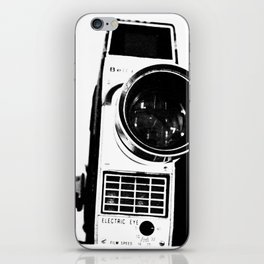 lense iPhone Skin