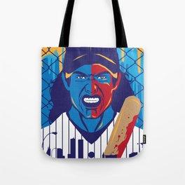 THE WARRIORS :: THE BASEBALL FURIES Tote Bag