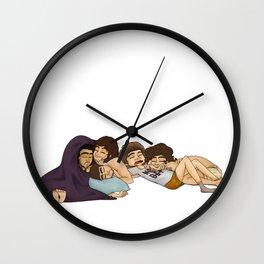 ot5 nap Wall Clock
