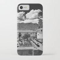 peru iPhone & iPod Cases featuring Cusco, Peru by Blake Burton