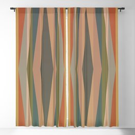 divide Blackout Curtain