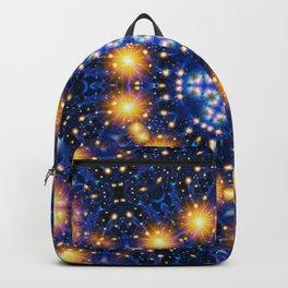 Star Burst Mandala Backpack