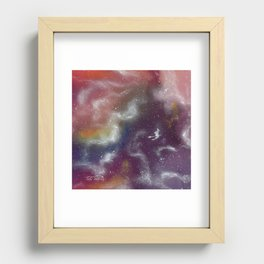 Universal Witch Recessed Framed Print