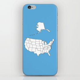 United States of America iPhone Skin