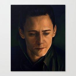 Prince of Asgard Canvas Print