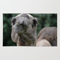 camel Area & Throw Rugs featuring Camel by Gredmonds