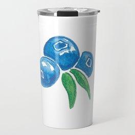 Why So Blueberry? Travel Mug