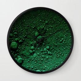 Verde Absoluto Wall Clock