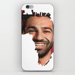 MO Salah iPhone Skin