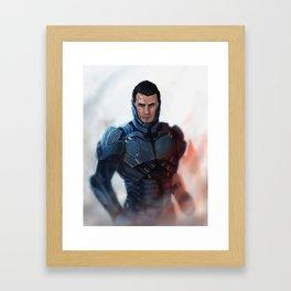 Paladin Kaidan Framed Art Print