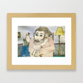 Benoit Fosse Prints Framed Art Print