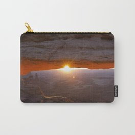 Mesa Arch Sunset Carry-All Pouch