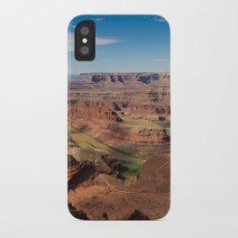 Colorado Below iPhone Case