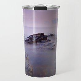 Cabria beach Travel Mug