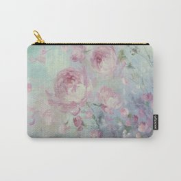 Dancing Petals Carry-All Pouch
