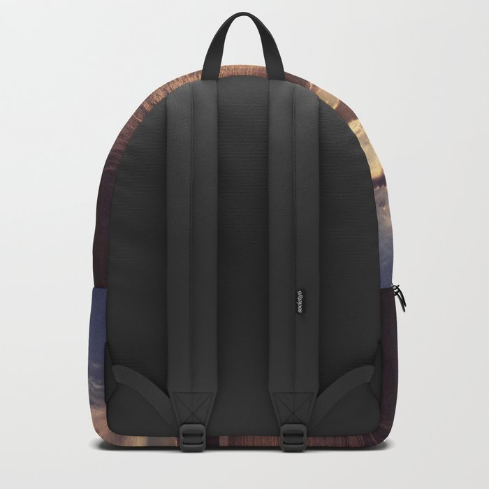 Walking to the sun Backpack
